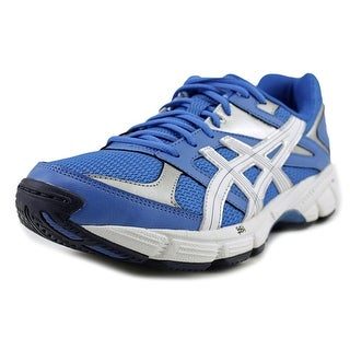 Asics Gel-190TR Men  Round Toe Synthetic Blue Running Shoe