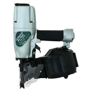 "Hitachi NV75AN Pneumatic Coil Framing Nailer, 1-3/4"" - 3"""