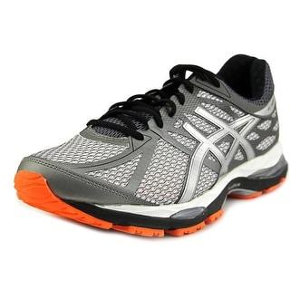 Asics Gel-Cumulus 17 Women Round Toe Synthetic White Running Shoe