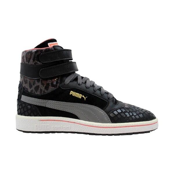 Shop Puma Women's Sky II Hi Animal Black 355435 03 Size 6.5