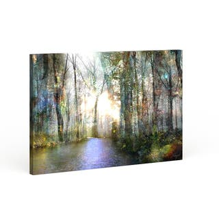 Copper Grove Roozbeh Bahramali's 'Hope' Gallery Wrapped Canvas
