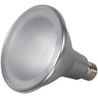 Satco S9457 Par38 120V Medium Base E26 LED Light Bulb, 15W