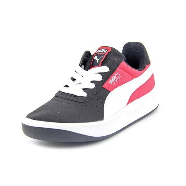 ecf9643d533d31 Shop Puma GV Special CVS Jr Youth Round Toe Canvas Black Sneakers ...