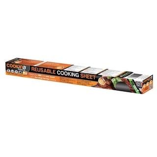 """Cookina B241666 Reusable Barbecue Grill Mat, 15"""" x 19"""""""