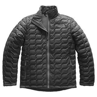 The North Face Boys' Thermoball Full Zip Jacket A3CP TNF Black