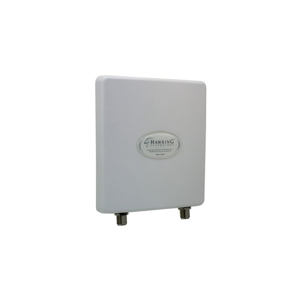 Hawking Technology HOA12DP Hawking Outdoor Wireless-AC 12dBi Directional Antenna - Range - UHF, VHF2.40 GHz, 5 GHz - 12 dBi -
