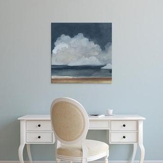 Easy Art Prints Emma Scarvey's 'Cloud Landscape III' Premium Canvas Art