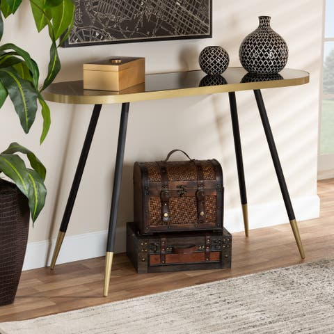 Lauro Modern and Contemporary Console Table
