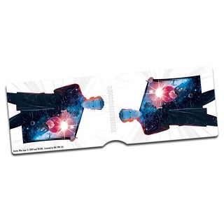 Doctor Who 12th Doctor Galaxy Lining Travel Pass Holder - One Size Fits most