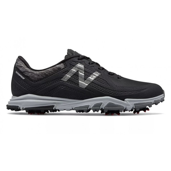 Men's New Balance Minimus Tour Black Golf Shoes NBG1007BK-W (WIDE). Opens flyout.