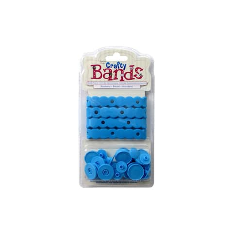Epiphany Crafty Bands Refill Blueberry - Blue