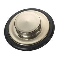 InSinkErator 74278  Sink Stopper for Kitchen Sink - Brushed Stainless Steel