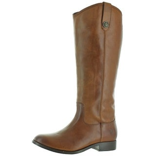 Frye Melissa Button Women's Leather Riding Boots