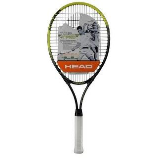 Head 55102 Tour Pro Prestrung Tennis Racquet- 4 .25 in.