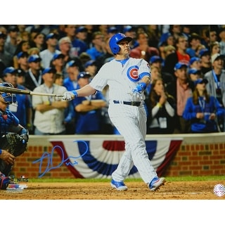 Miguel Montero Chicago Cubs 2016 NLCS Game 1 Grand Slam 16x20 Photo