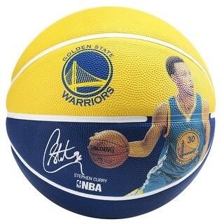 Spalding NBA Player Basketball (Stephen Curry)