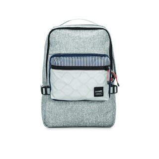 Pacsafe Slingsafe LX350 - Tweed Grey Anti-theft 2-in-1 Compact Backpack