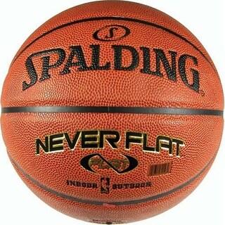 Spalding NeverFlat Premium Composite Basketball