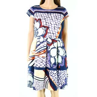 Ted Baker NEW Blue Womens Size 4 Floral-Print Pleated Sheath Dress|https://ak1.ostkcdn.com/images/products/is/images/direct/6c1bcf2b697bfb9c69b8a93094b4374eeb019699/Ted-Baker-NEW-Blue-Womens-Size-4-Floral-Print-Pleated-Sheath-Dress.jpg?impolicy=medium