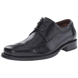 Johnston & Murphy Mens Dobson Leather Derby Oxfords