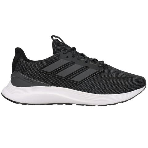 adidas Energyfalcon Wide Mens Running Sneakers Shoes - Black