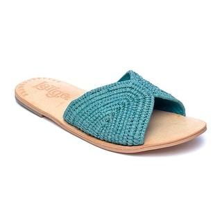 Latigo OCEANA Women's Sandals & Flip Flops Turquoise