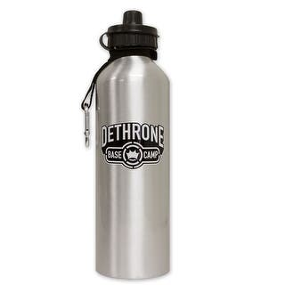 Dethrone Basecamp Aluminum Water Bottle|https://ak1.ostkcdn.com/images/products/is/images/direct/6c20f89e1b8a9f31b7ae2178c42c1f05d978b0b8/Dethrone-Basecamp-Aluminum-Water-Bottle.jpg?impolicy=medium