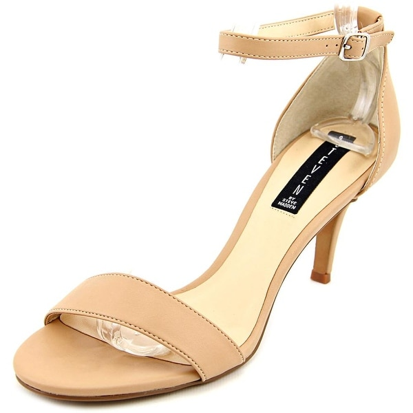55bea1d55ba Shop Steven Steve Madden Vienna Women Open Toe Synthetic Nude ...