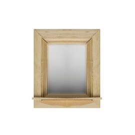 DuraCraft Single Pane Window for Doll House
