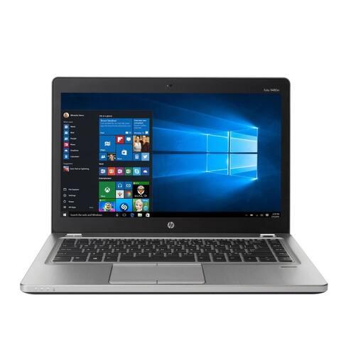 """HP Folio 9480M 14"""" i7-4600U 8GB 256GB SSD Win 10 Pro (Refurbished)"""