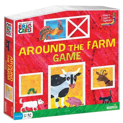 Eric Carle Around The Farm Game