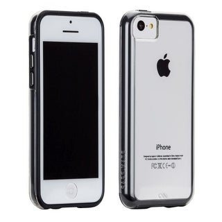 Case-Mate Naked Tough Case for Apple iPhone 5c (Clear/Black)