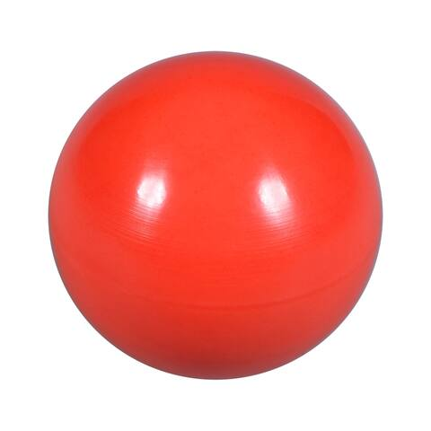 15Pcs Thermoset Ball Knob M10 Female Thread Machine Handle 35mm Diameter Red