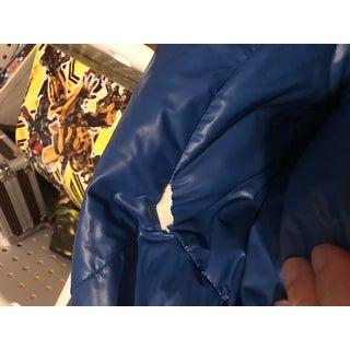 Gold Medal Medium/ Tween Leather-look Bean Bag