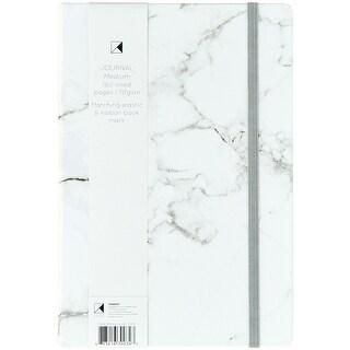 "Kaiser Style A5 Journal 5.75""X8.25""-Marble"