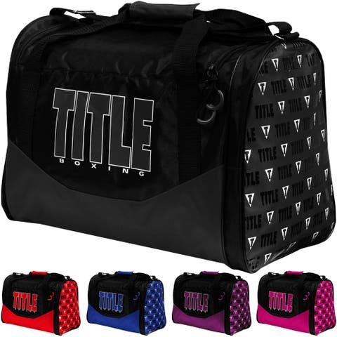Title Boxing Individual Sport Bag - One Size