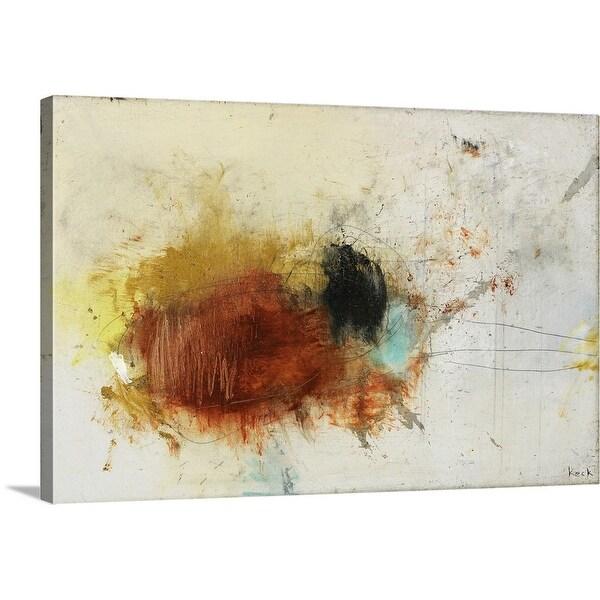 """Even The Score"" Canvas Wall Art"