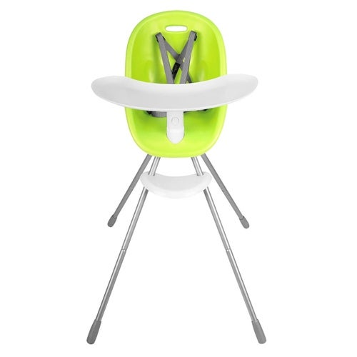 Phil and Teds Poppy High Chair-Lime High Chair - Convertible