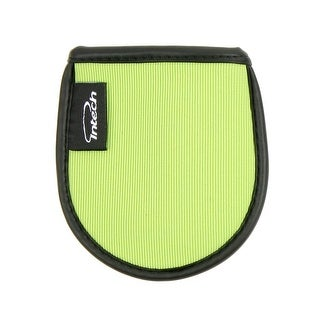 Intech Squeaky Clean Pocket Golf Ball Washer, Lime Green