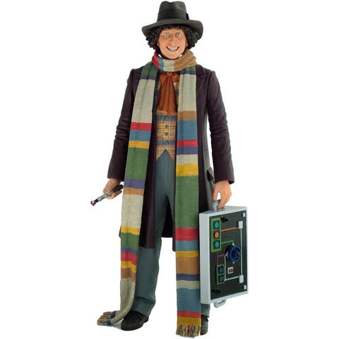 Doctor Who 4th Doctor Pyramid of Mars Action Figure - multi