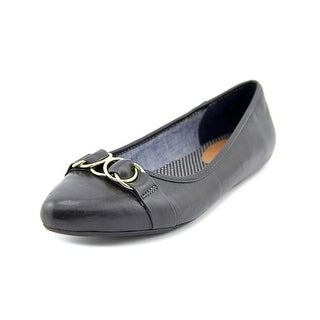 Dr. Scholl's Rianna Round Toe Synthetic Flats
