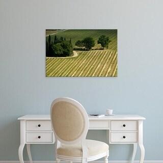 Easy Art Prints Sergio Pitamitz's 'Countryside Near Montepulciano' Premium Canvas Art