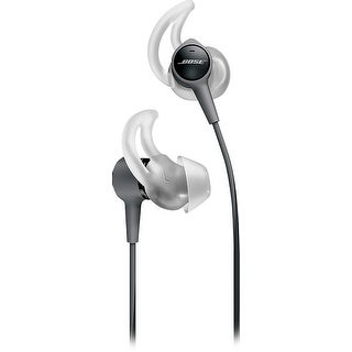 Bose® - SoundTrue® Ultra In-Ear Headphones (iOS) - Charcoal