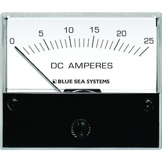 Blue Sea 8005 Ammeter Dc 0 25a