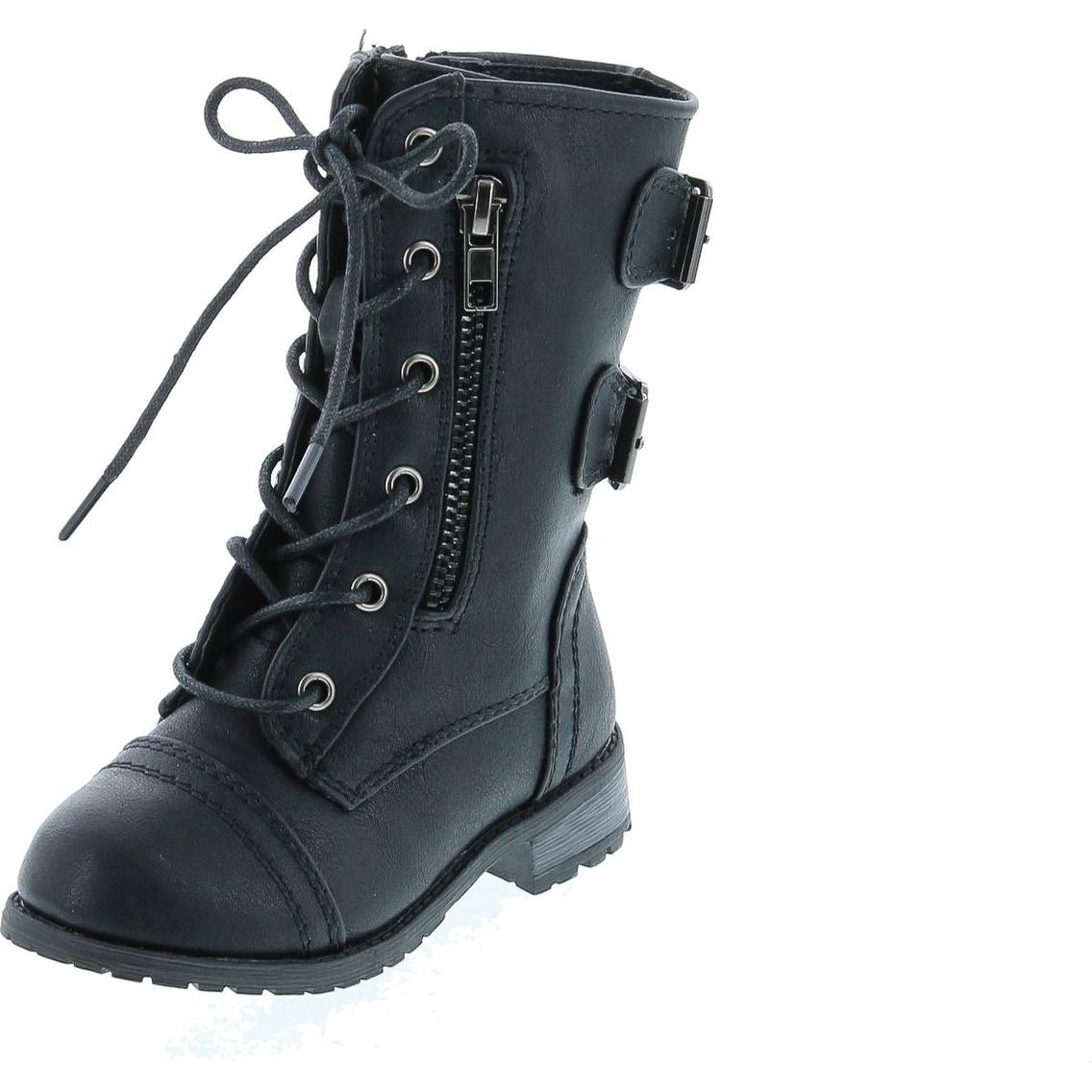 Boots Black Toddler