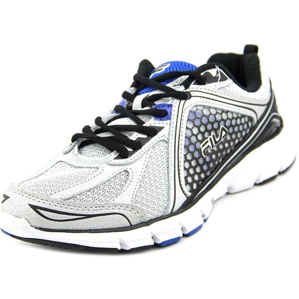Fila Threshold 3 Men Round Toe Synthetic Silver Sneakers