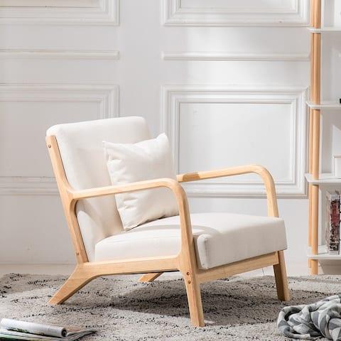 Carson Carrington Kaarnevaara Upholstered Accent Chair
