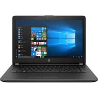 "Refurbished - HP 14-BW065NR 14"" Laptop AMD Dual-Core E2-9000e 1.50GHz 4GB 32GB eMMC Windows 10"