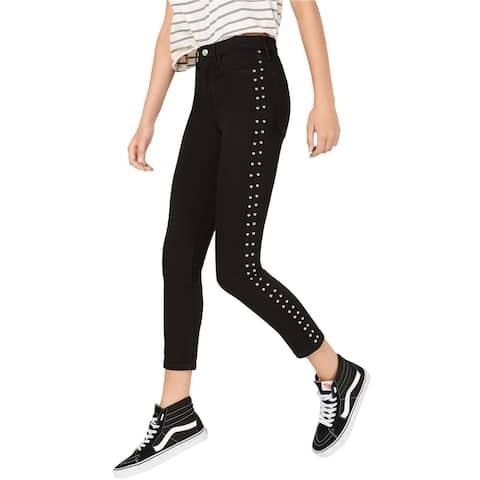 Joe's Womens Studded Cropped Jeans