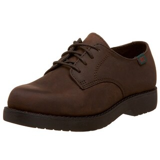 School Issue Boys Semester Leather Lace Up Oxfords